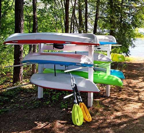 Lesstor KS12 Kayak Storage Rack